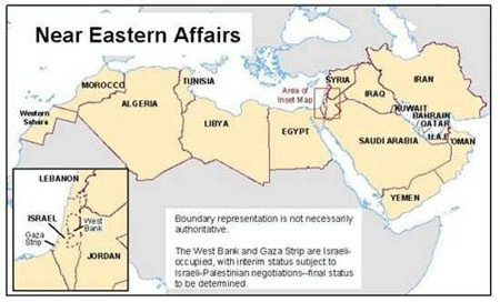 Where are middle eastern countries located on a world atlas quora the british foreign office does not include turkey either it terms the region stretching from western sahara to iran middle east and n africa gumiabroncs Choice Image