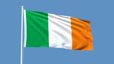 why is the irish flag green white and orange quora
