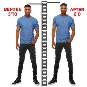 Height 167 cm