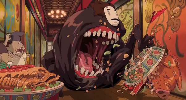 In Hayao Miyazaki S Spirited Away Who Or What Is No Face Supposed To Represent Quora