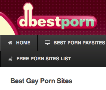 Free gay porn sites list
