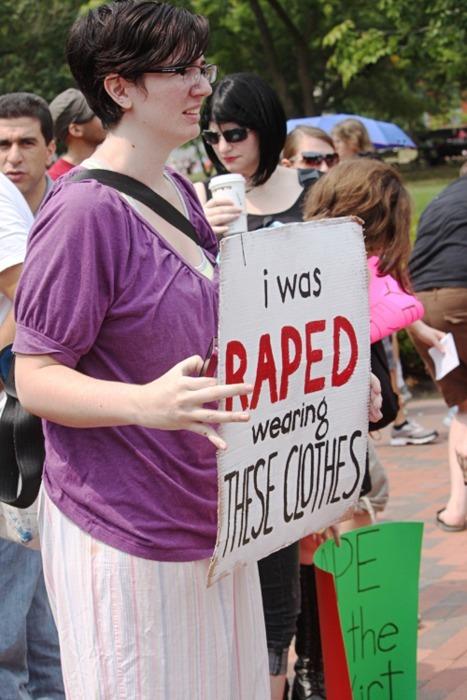 how to make rape victim feel like sex