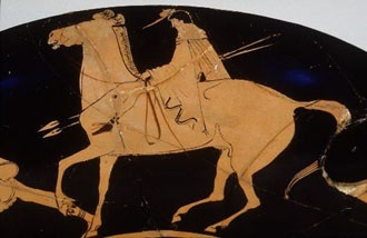 why did the ancient greeks in the persian wars use runners. Black Bedroom Furniture Sets. Home Design Ideas