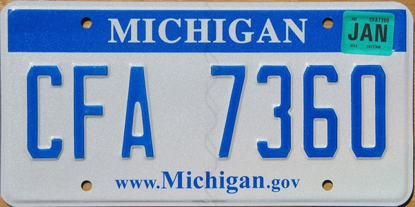 what information can you get from the dmv from a license plate
