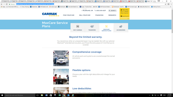 Carmax Extended Warranty Coverage >> Does CarMax offer a warranty? If so, how long? - Quora