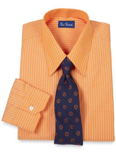 Which Tie Suits Best To Light Orange Shirt Quora