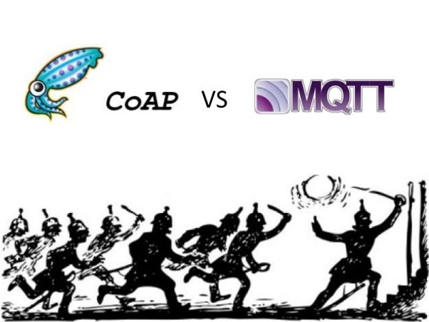 What are the pros and cons of MQTT versus CoAP as IoT protocols for