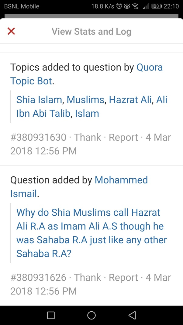 Why do Shia Muslims call Hazrat Ali R A as Imam Ali A S