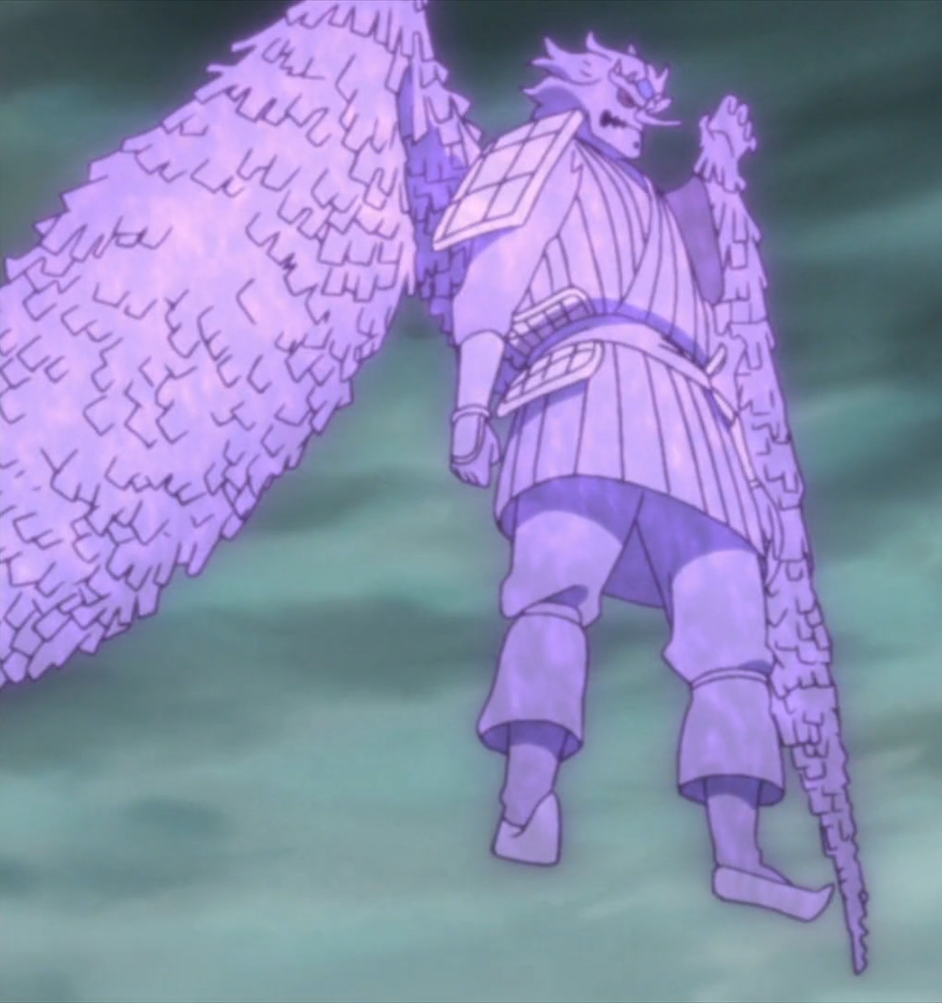 Is Susanoo stronger than the Bijuu mode? - Quora