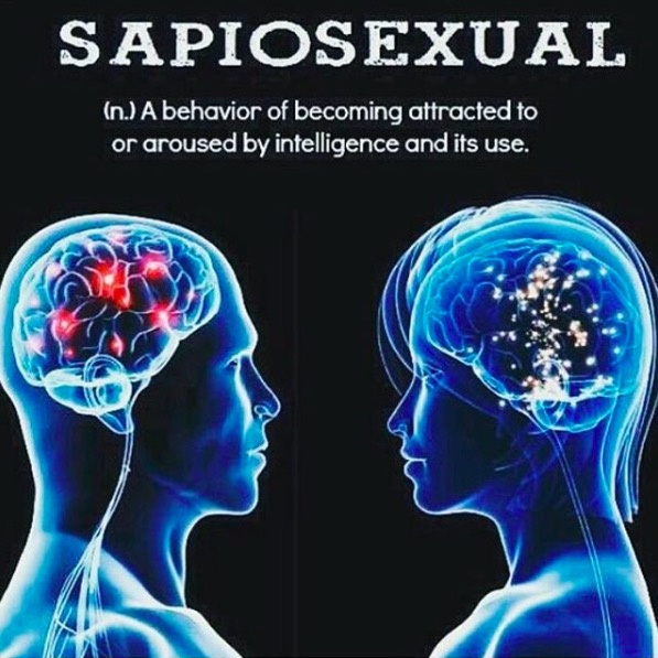 Sapiosexual meaning