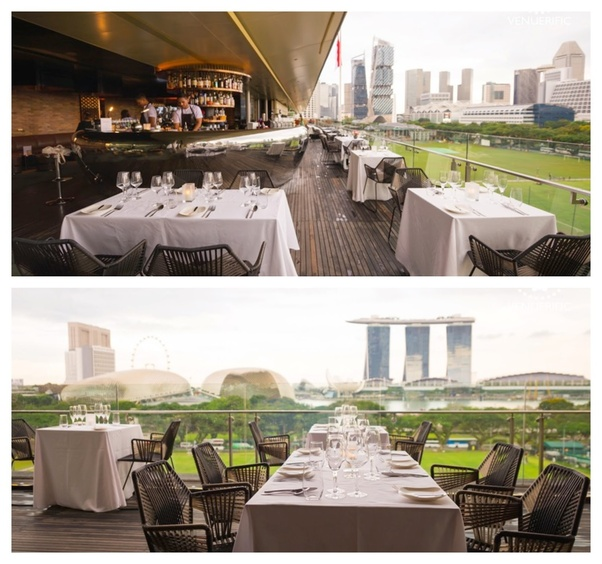 Budget Rooftop Venue for a Wedding in Singapore
