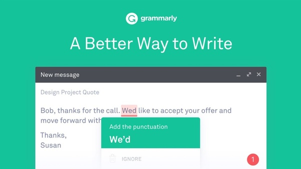 As a writer, what is your opinion on Grammarly? Is it a useful tool? Do you feel it is vital for people who write a lot? - Quora