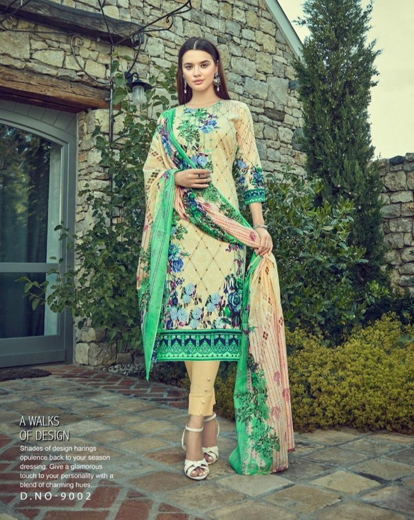 What Are The Latest Designs In Salwar Suits Quora