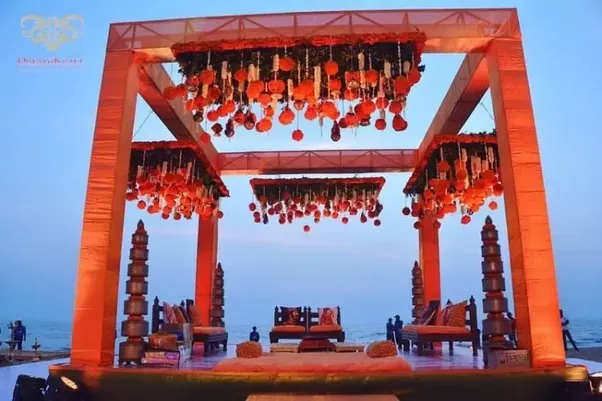 What Are Some Simple Yet Elegant Marriage Mandap Designs Quora