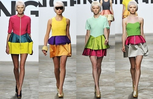 What is color blocking in fashion 44