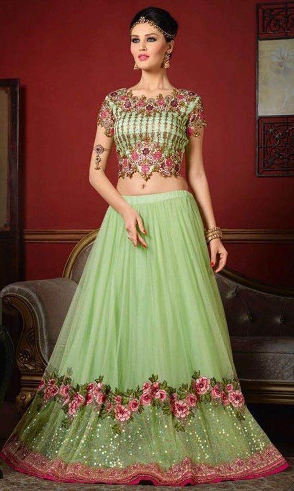 Where Can I Buy A Nice Wedding Lehenga In Delhi For No