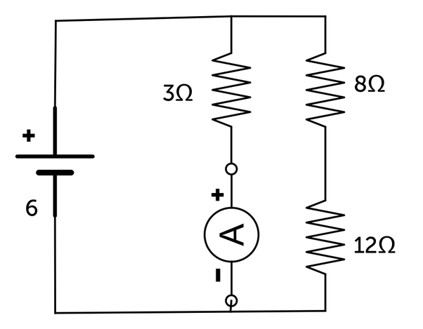 Surprising If A Circuit Diagram Consist Of 3 Resistors 8 Ohm 12 Ohm And 3 Wiring Cloud Hisonuggs Outletorg