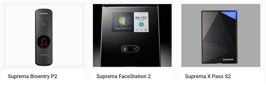 Which company is offering best time and attendance machines
