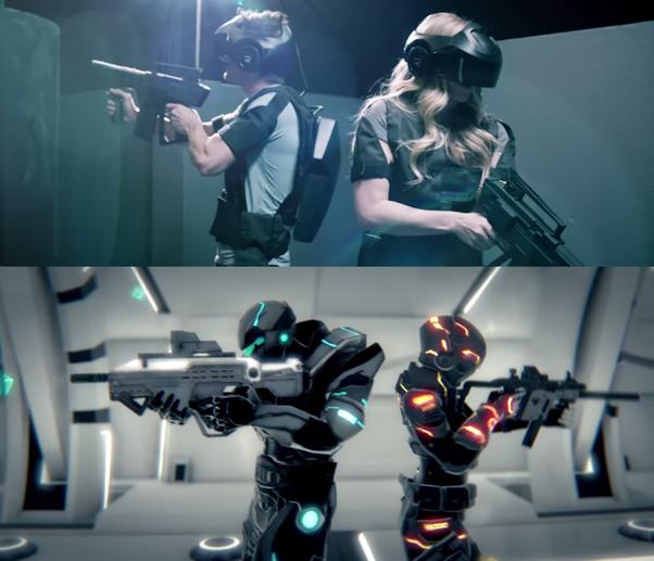 Virtual Reality Escape Room Atlanta