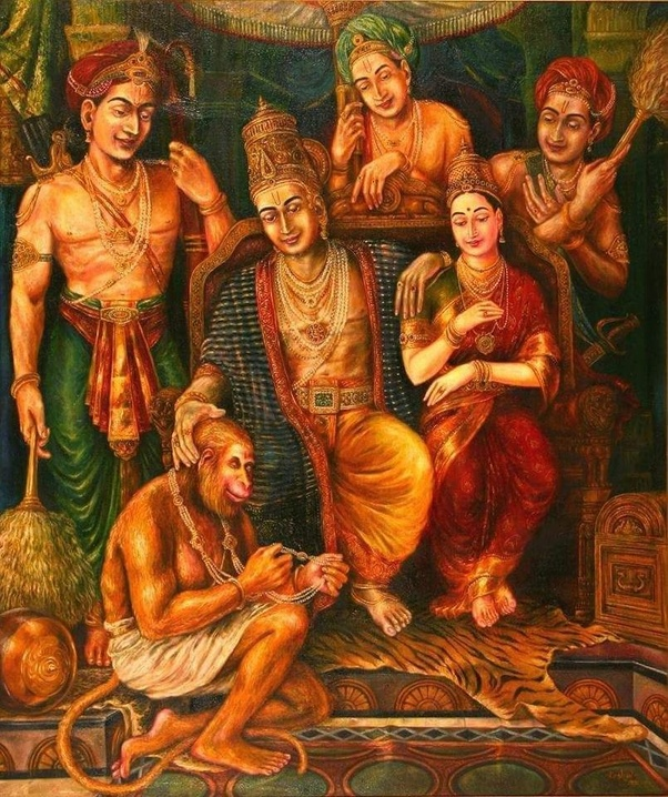 Image result for why ramayana epic insults shudras