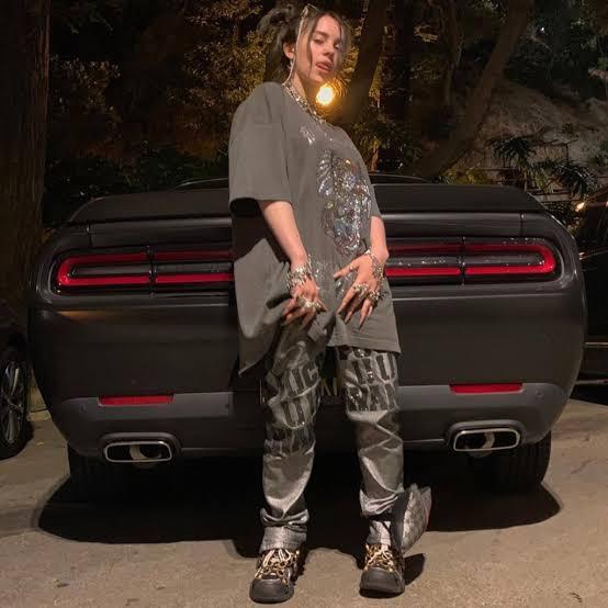 Which car does Billie Eilish drive? - Quora