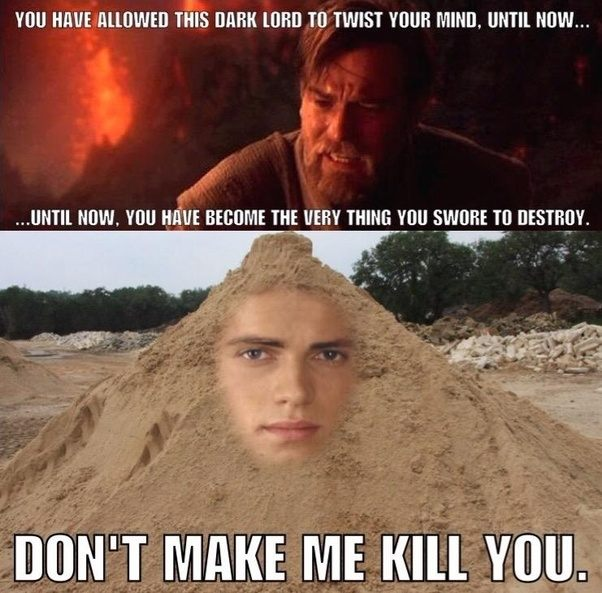main qimg 1889752a44499bfc131411d6b5e2d820 c what do you think of the recent influx of memes of the star wars