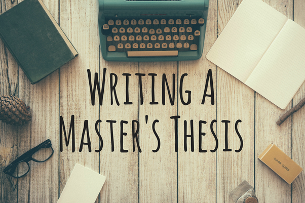 How Difficult Is It To Write A Master