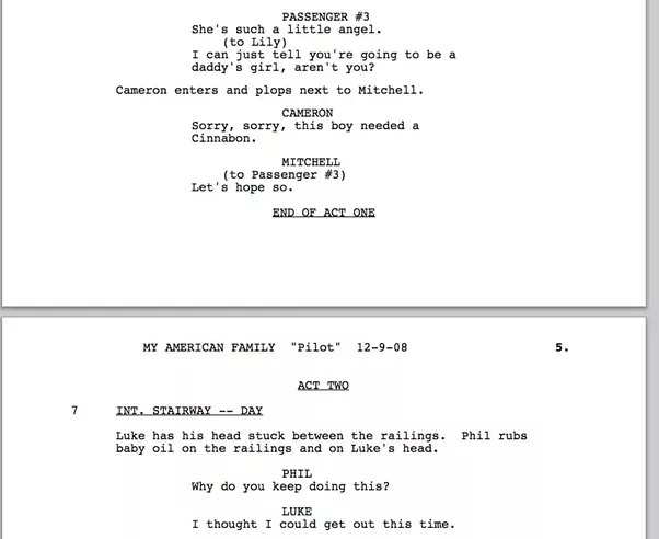 How to write a 30-second TV commercial script