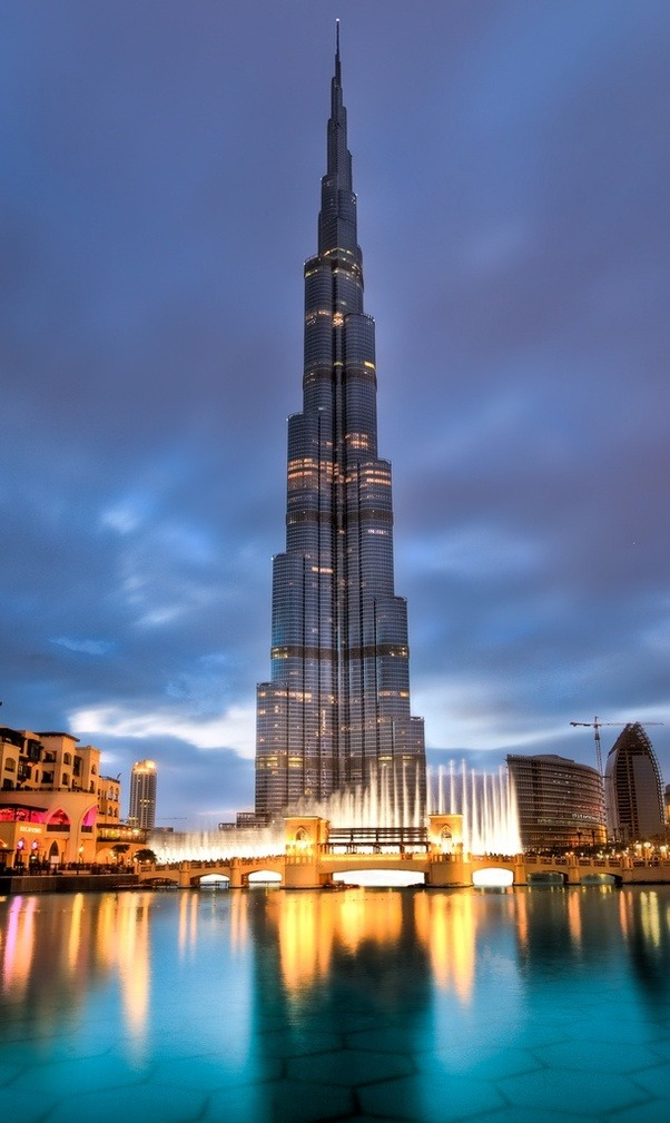Which is the best time of day to visit the burj khalifa - Dubai burj khalifa hd wallpaper ...