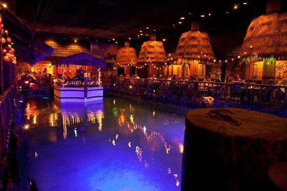 The Tonga Room And Bar