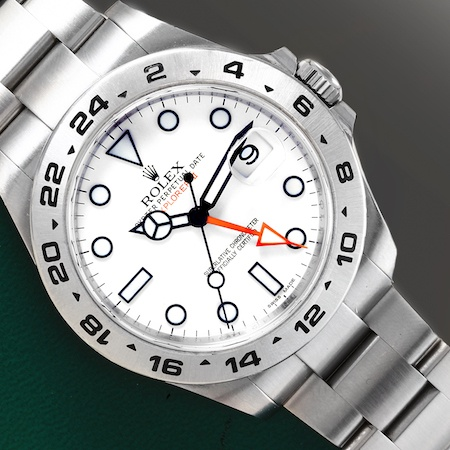 Why Do Rolexes Have The Mercedes Symbol On Them Quora