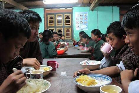 What are the countries where lunch is provided by the school central schools are a part of the school reform programme under the bhutan education blueprint the central school concept is a strategic intervention to malvernweather Images