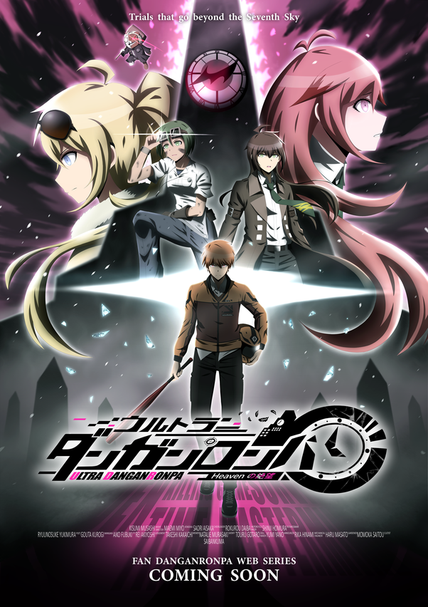 What are some good Danganronpa fanfictions? - Quora