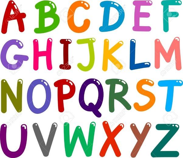 How Many Alphabets Are There In English?