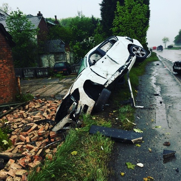 What Is The Worst Car Crash You've Ever Seen Or