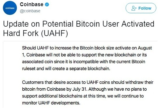 Will users who store bitcoins on coinbase get the new bitcoin cash what if i have a purchase of bitcoin that will not be available until august 1st ccuart Images