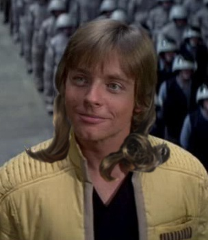 is luke skywalker s hairstyle a mullet   quora