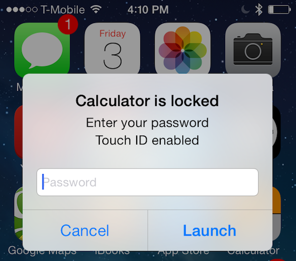 What is a free app lock for iOS? - Quora