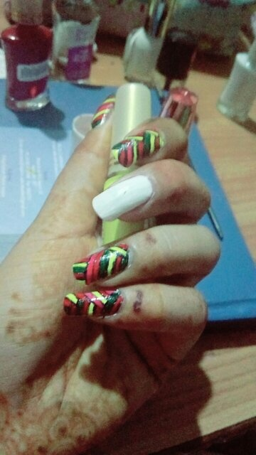 What Are Some Easy Nail Art Designs Quora