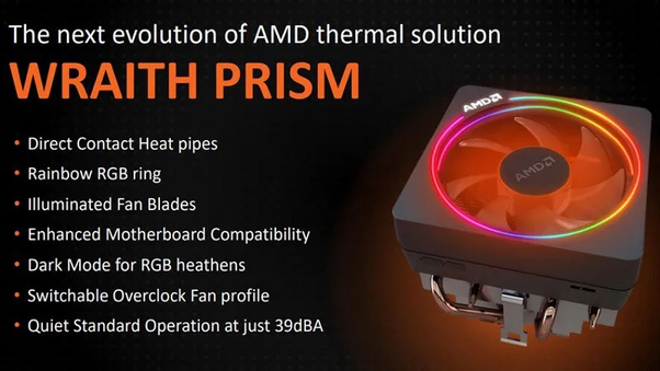 Will I Need A Better Cpu Cooler If I Buy The Ryzen 7 3700x And Not Overclock It Quora