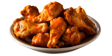 what do pizza hut chicken wings taste like quora