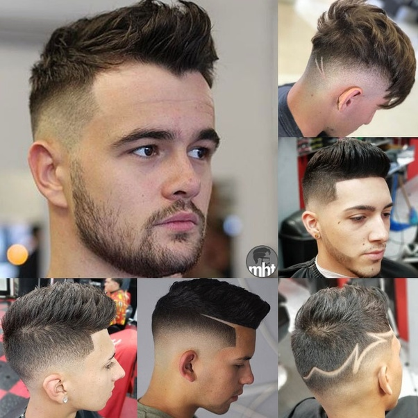 What Is A Fade Haircut Quora