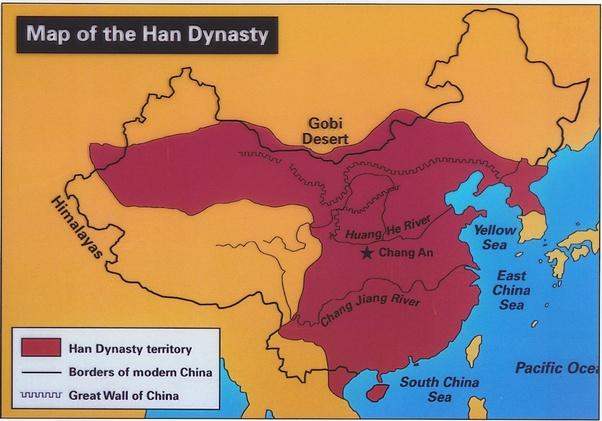 han dynasty art