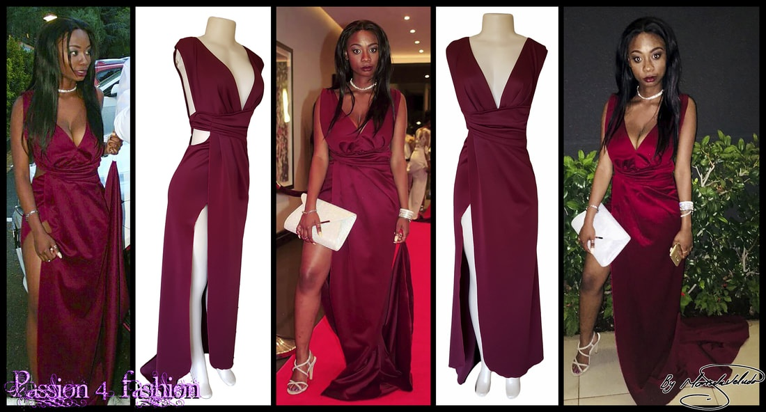Images from: Prom Dresses - Passion4Fashion and https://passion4fashion.co.za