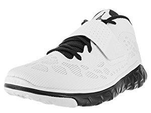 2058cb504dd4a Nike Jordan Men s Jordan Flight Flex Trainer 2 Black White Black Basketball  Shoe 9 Men US