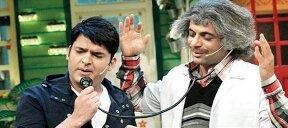 Superb I Would Choose Either Kapil Sharma Or Sunil Grover, As These Two Have That  Inbuilt Talent Of Making Anyone Laugh, Until She/he Nearly Splits A Gut!