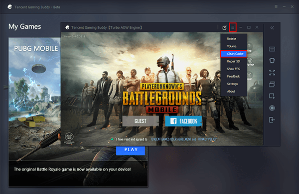 Step  After Complete Downloading Pubg From Here You Will Get Tencent Gaming Buddy Installation File In The Folder As Directed