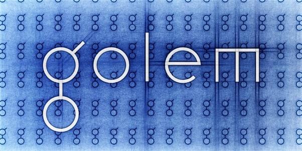 cryptocurrency golem price