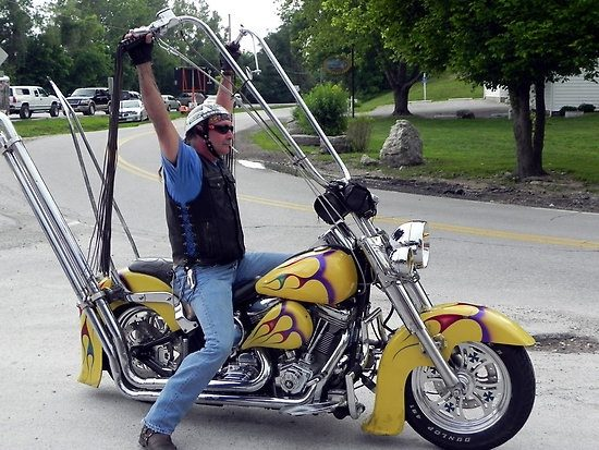 I Personally Believe In Most Cases A Normal Motorcycle Is Safer And More Fun Not One Of These