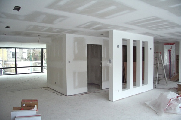 What is \'drywall\'? Why are houses in the US divided by drywall ...